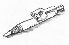ボールペン1c
