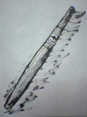 いつもの筆ペン