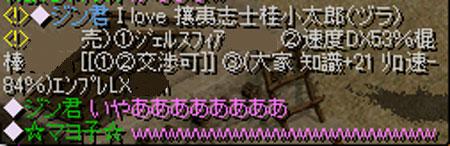 ジンヅラへの愛の叫び2