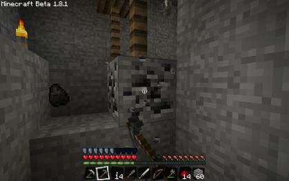 石炭ほりほり