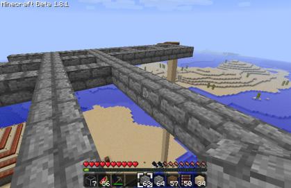 沸き層建築開始