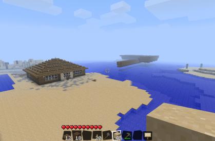 牧場建築1