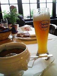 アウグスティーナのビール