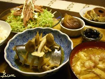 Sep29_さんまの生姜煮