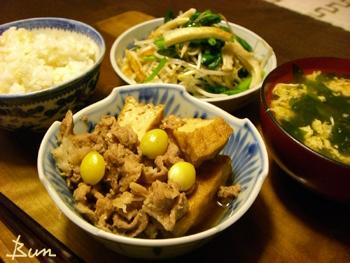 Feb18_豚肉と厚揚げの煮物