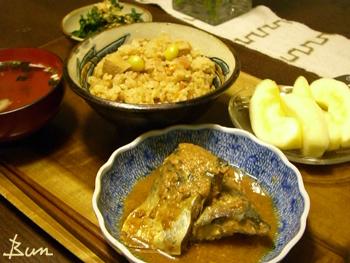 Feb23_サバの味噌煮