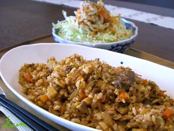 Mar04_牛肉シチューの炒飯