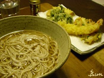 Apr23_天ぷら蕎麦