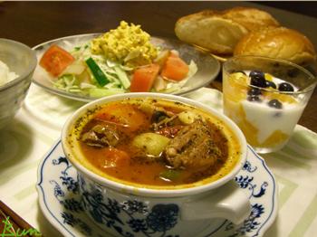 Jun30_ポークトマトスープ