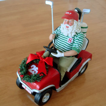 ゴルフ!なクリスマスを~