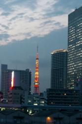 東京タワー 明