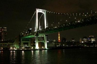 橋 と タワー