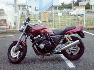 旧愛車(´・ω・`)