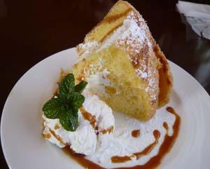 cocodecafeケーキ