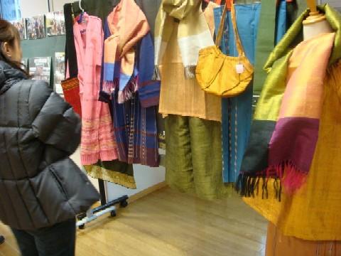 2月 京都講和会 ボディに着付けた服