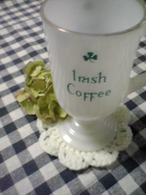 アイリッシュコーヒーカップ