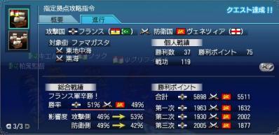 大海戦2012.2