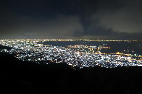 2度目の夜景