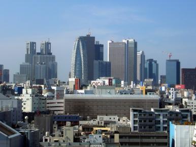 2008年10月新宿ホテルより
