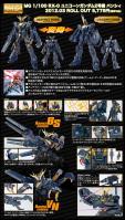 MG ユニコーンガンダム2号機 バンシィのギミック解説画像