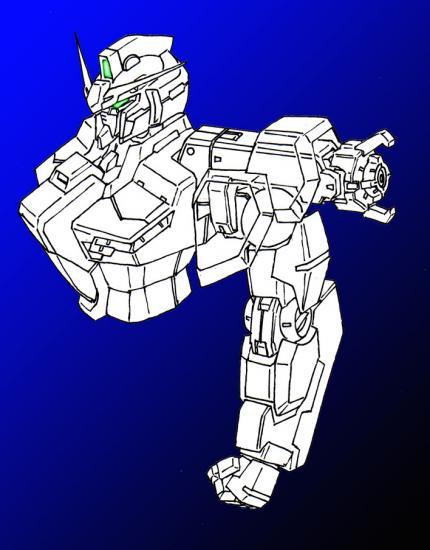 GP05ブルーローズ 肩フレーム
