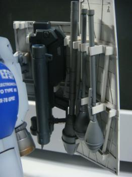 実体弾兵器コンテナ