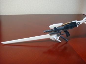 銃剣型ビームライフル2