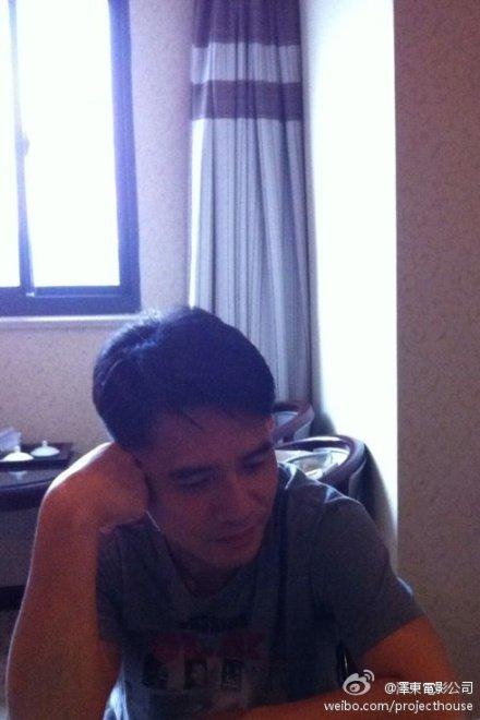 トニーさん@上海