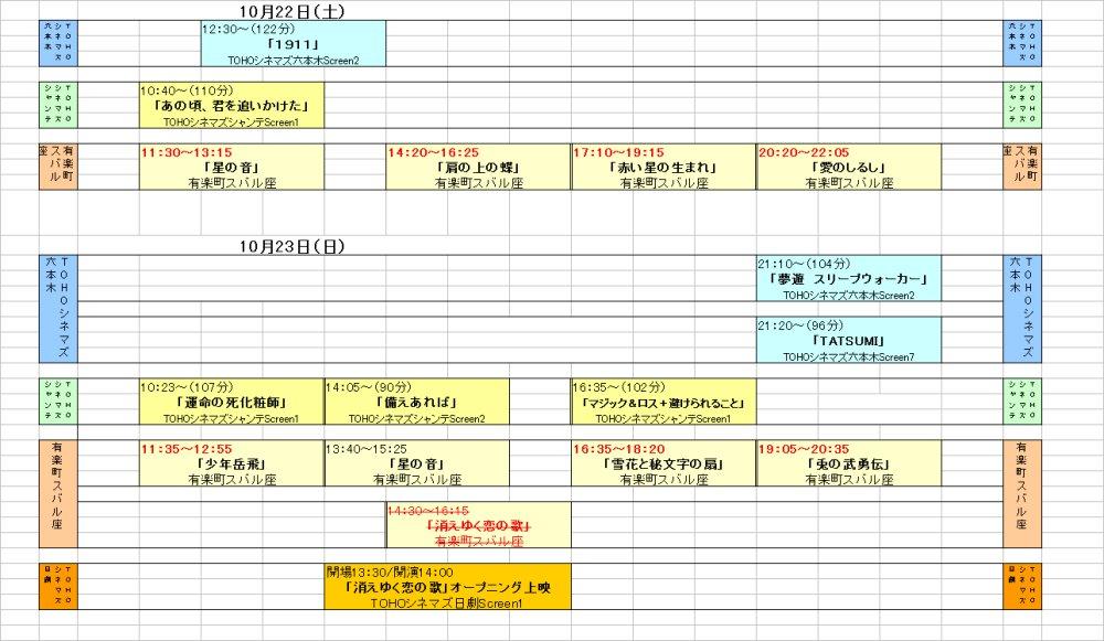 TIFF22・23