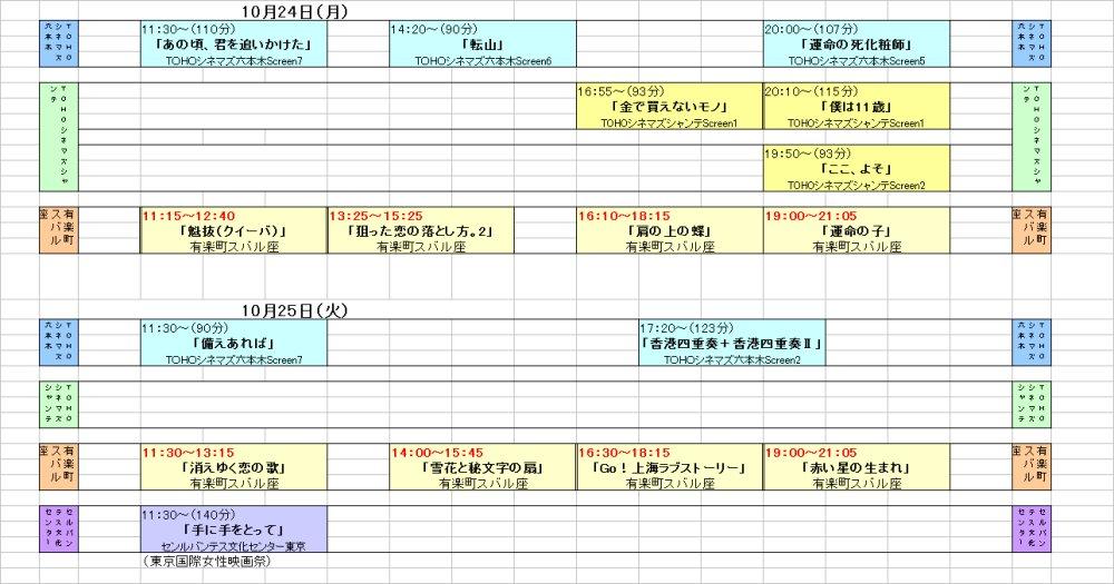 TIFF24・25