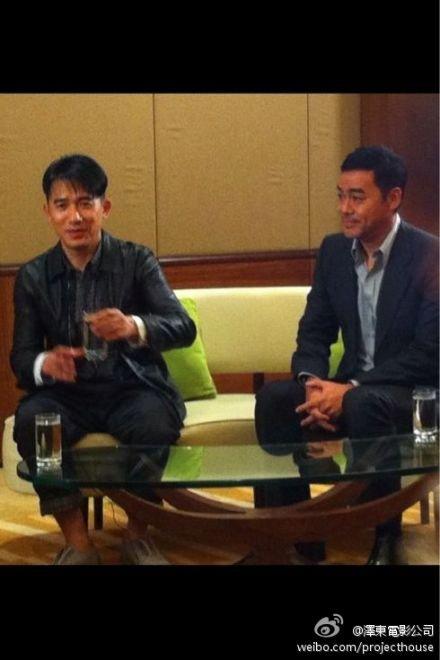 トニーさん@上海記者会見2