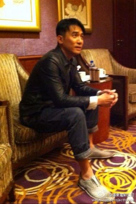トニーさん@上海記者会見3