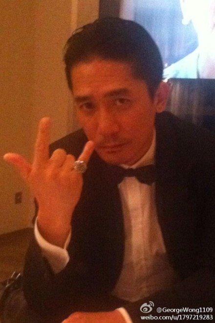 トニーさん@金像奨9