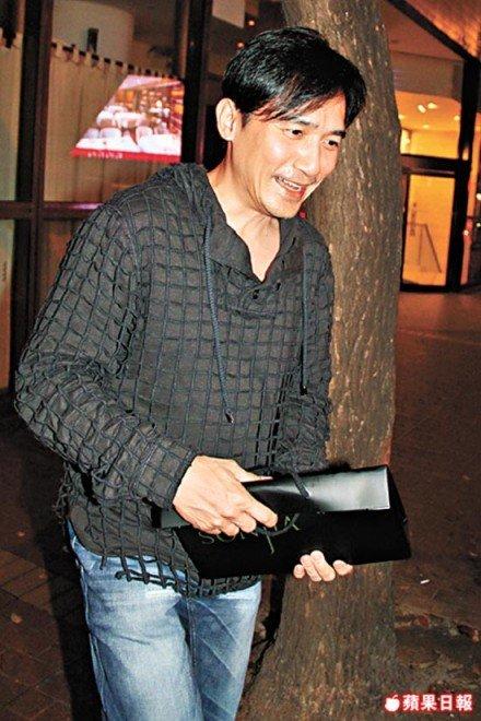 トニーさん@金像奨前夜