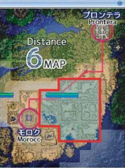 モロク周辺図エリア