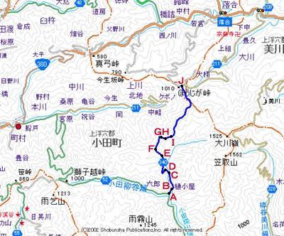 県道340号地図