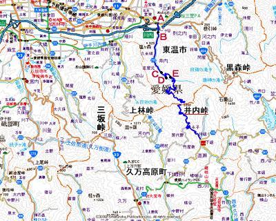 井内峠地図1