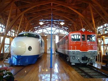 西条鉄道文化館1