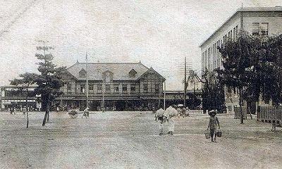 旧下関駅10