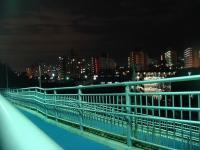 夜走り 夜景