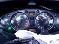 GSX1300R 昼走り 異常