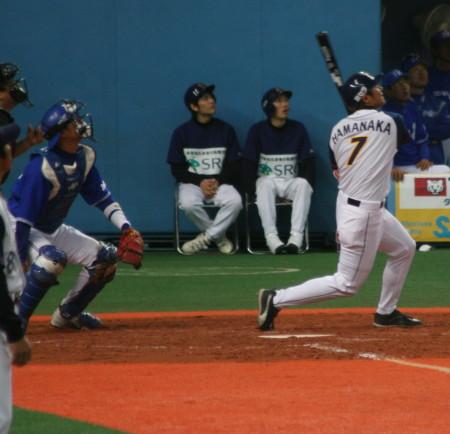 対横浜オープン戦8_1