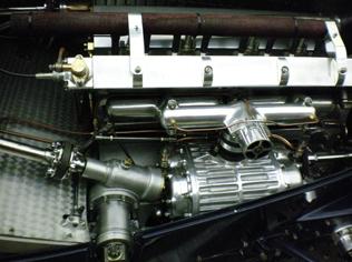 T35・エンジン