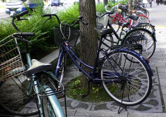 自転車・放置