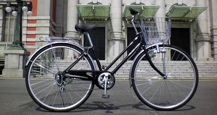自転車・公会堂