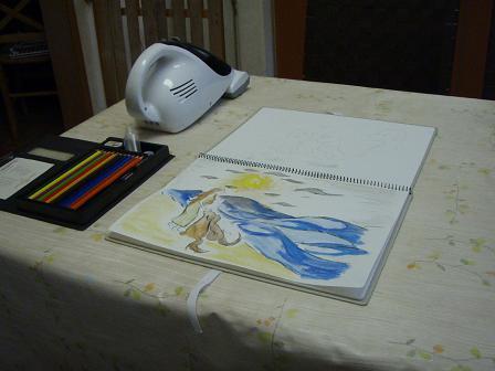 11JUN08 painting 053