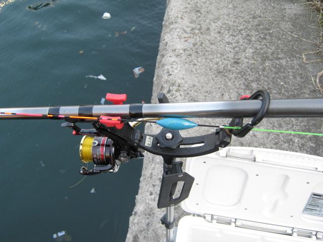 釣り初めの儀 成功!