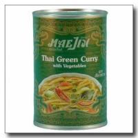 ユウキ食品のグリーンベジタブルカレー