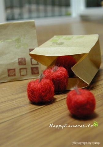 りんご袋1