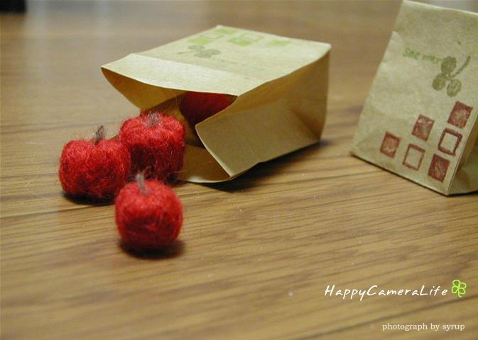 りんご袋2